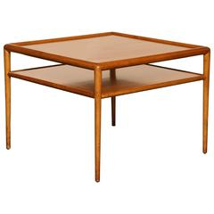 Robsjohn Gibbings Two Tier Coffee Table by Witticomb, circa 1950