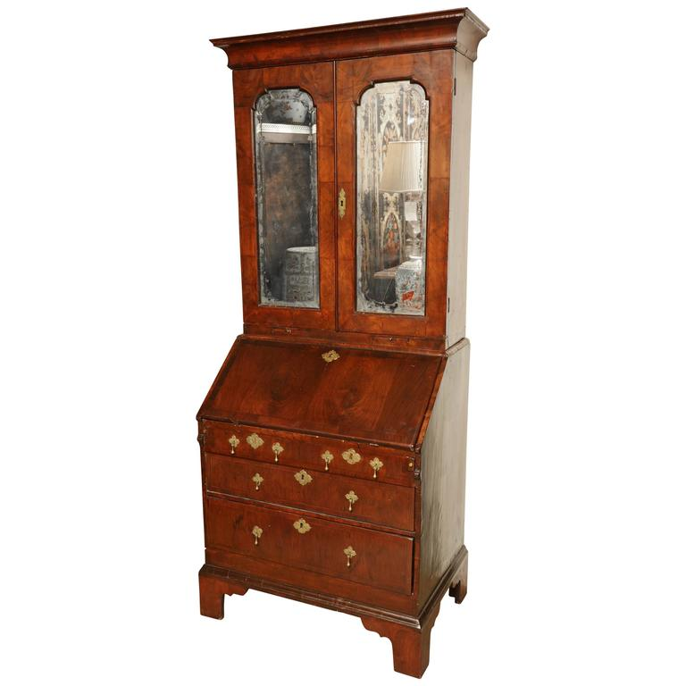 Early Queen Anne Secretary Desk At 1stdibs