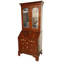 Early Queen Anne Secretary Desk