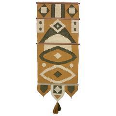 Scandinavian 1960s Tapestry