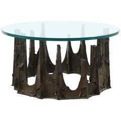 Paul Evans Stalagmite Coffee Table