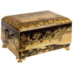 19th Century China Trade Box