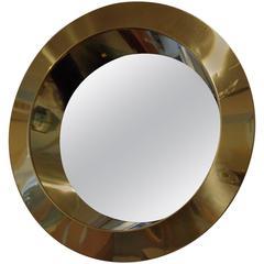 C Jere Porthole Mirror