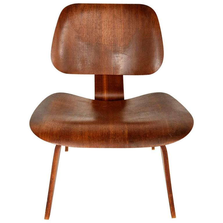 Charles Eames Bentwood Lounge Chair 1