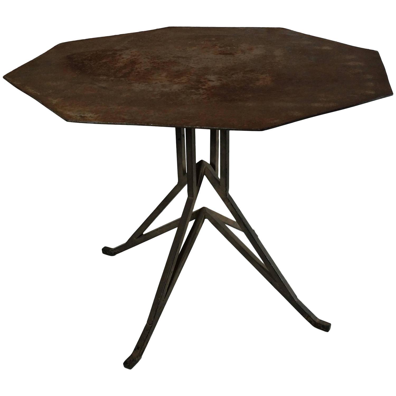 Arizona Biltmore Patio Coffee Table by Frank Lloyd Wright