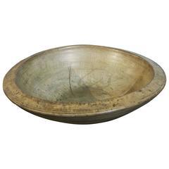 English Sycamore Bowl