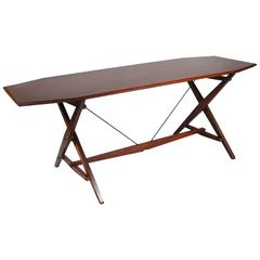 Writing Table by Franco Albini, Italy, 1950's