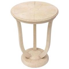 Maitland-Smith Shagreen Table