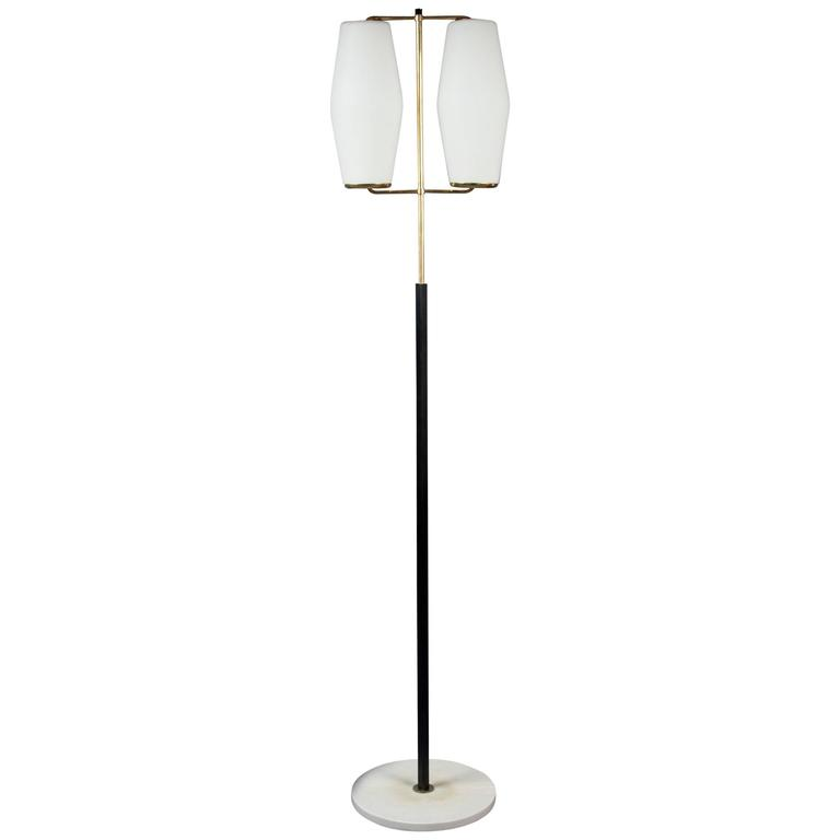 Floor Lamp by Stilnovo, Italy, 1960s