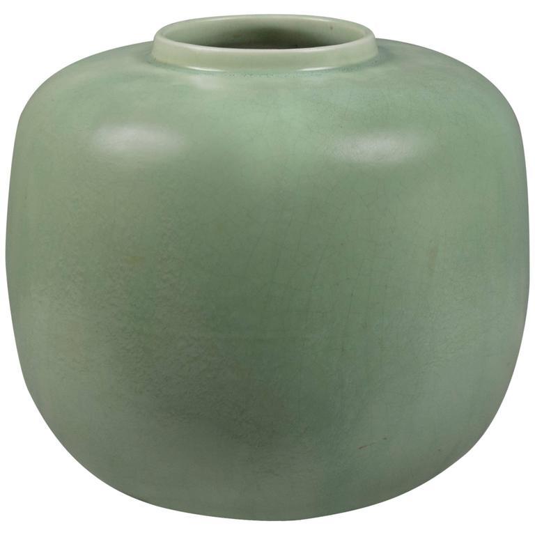 Vase by Guido Andloviz Società Ceramica Laveno, Italy, 1930s For Sale