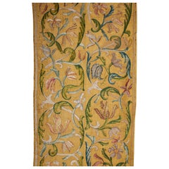 17th-18th Century Italian Silk Embroidery