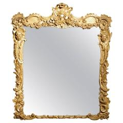 Early 19th Century Mirror by William Freeman