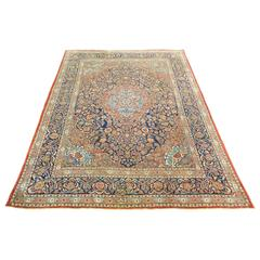 Early 20th Century, Handmade Wool Persian Rug