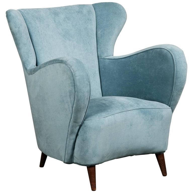 Lovely Armchair Gio Ponti Style