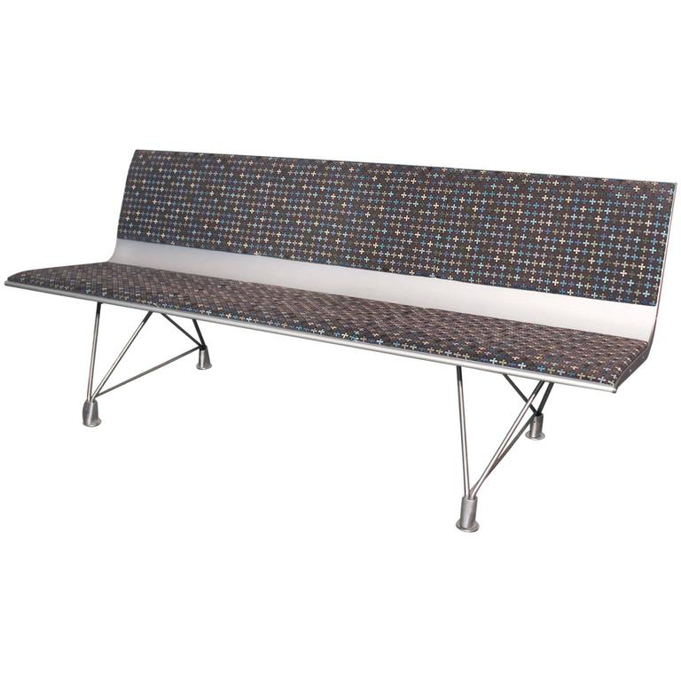 Aero Aluminum Bench From Davis Furniture By Lievore Altherr Molina And  Sellex 1