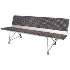 Aero Aluminum Bench from Davis Furniture by Lievore Altherr Molina and Sellex