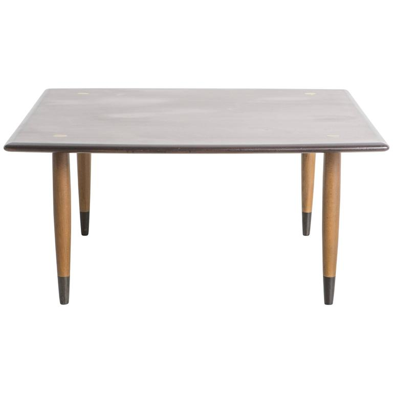 Mid-Century Modern DUX Coffee Table For Sale At 1stdibs