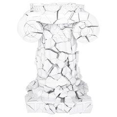 """3D-Printed Porcelain """"Them Romans"""" Vases"""