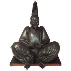 Japanese Bronze Magot