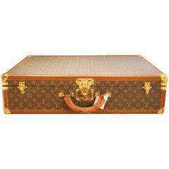 1980s Louis Vuitton Suitcase