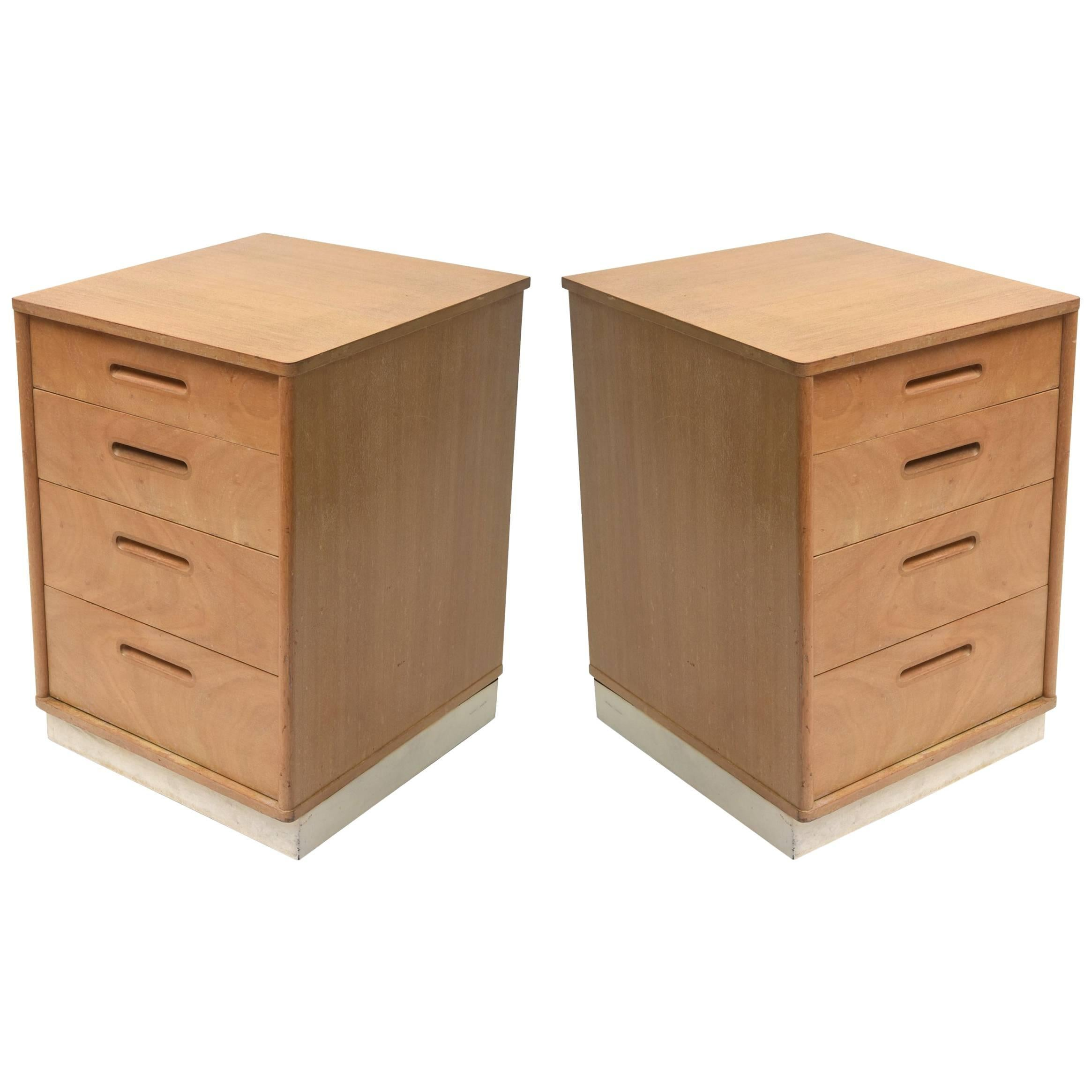 Edward Wormley Small Chests or Nightstands