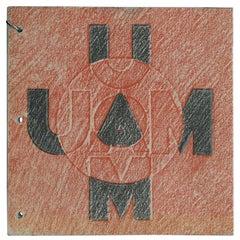 """UAM"" Union des Artistes Modernes Petits Meubles de Grands Noms, Oct/Nov 1994"