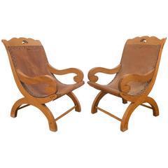 Pair of Spratling Chairs
