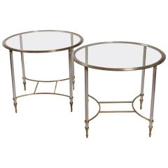 Pair of Jansen Side Tables