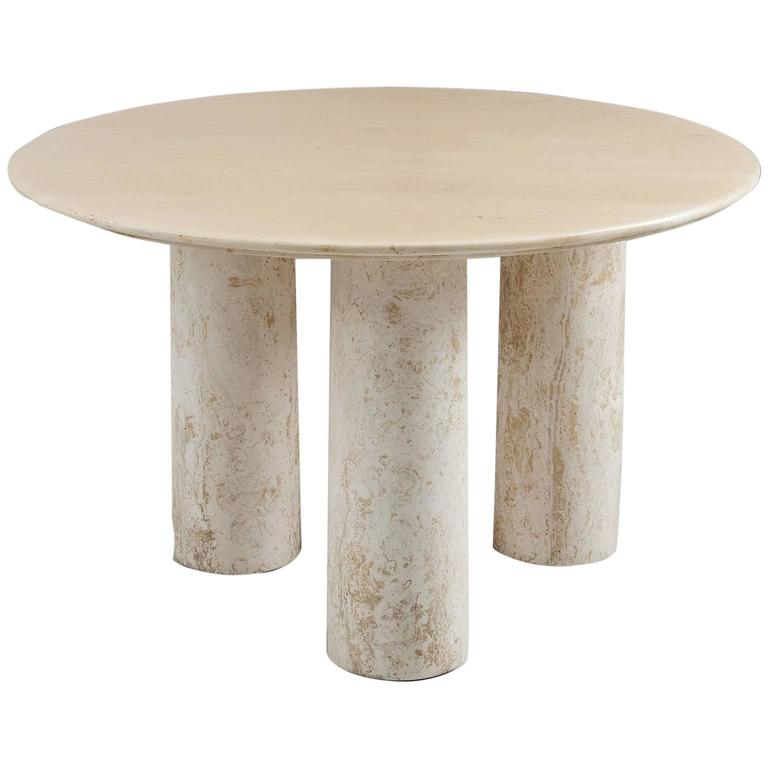 Mario Bellini Il Colonnato Dining Table for Cassina For  : 4324393l from www.1stdibs.com size 768 x 768 jpeg 31kB