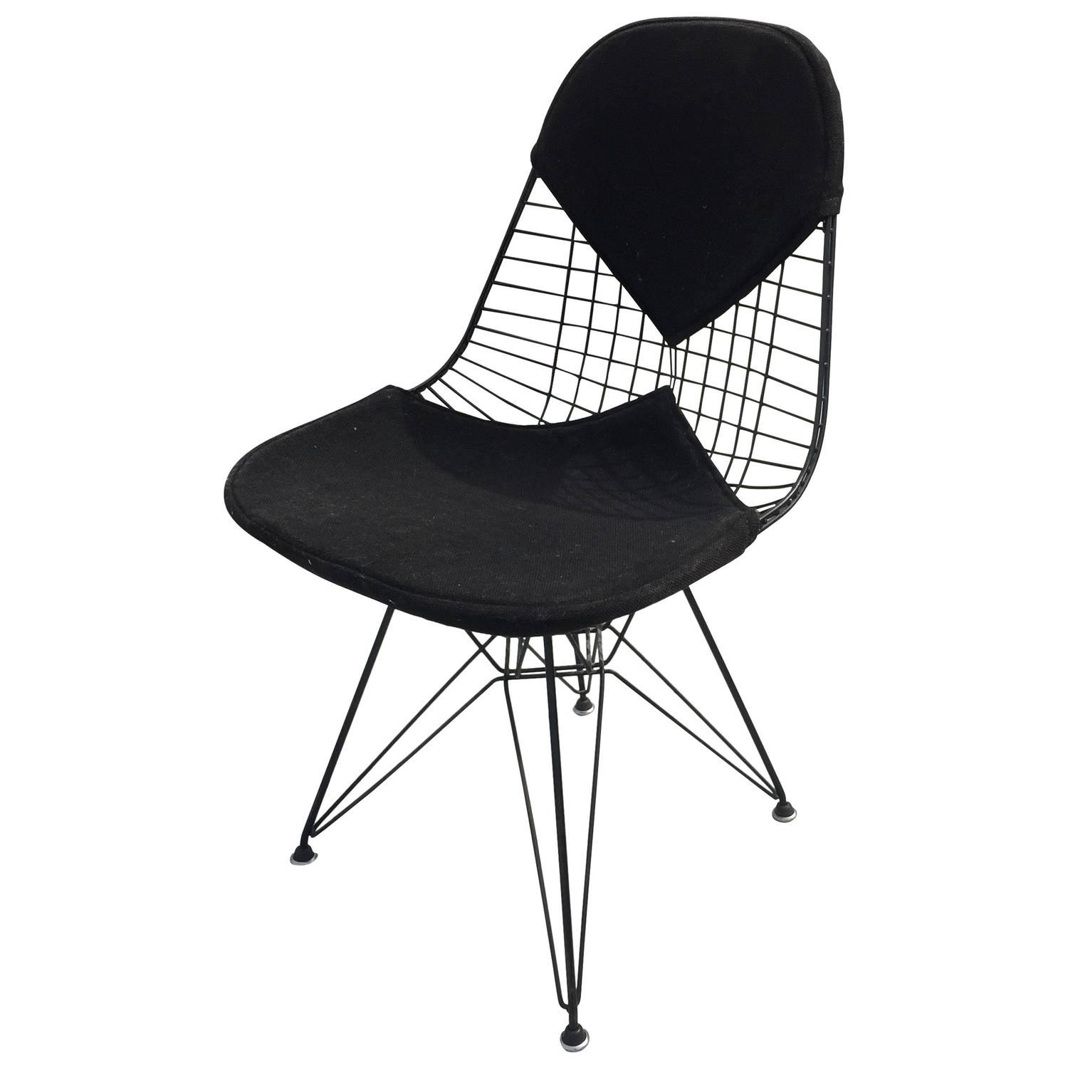 Wire Chair Bertoia Style Wire Diamond Chair Case Study