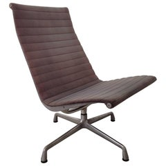 Eames EA33 Aluminium Group Lounge Chair for Herman Miller