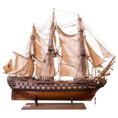 Parisian Ship's Model