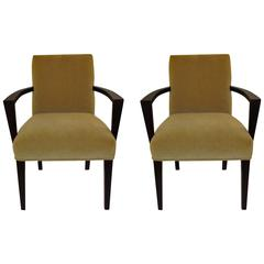 Pair of Vintage Modernage Armchairs