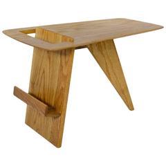Jens Risom Oak Magazine Table