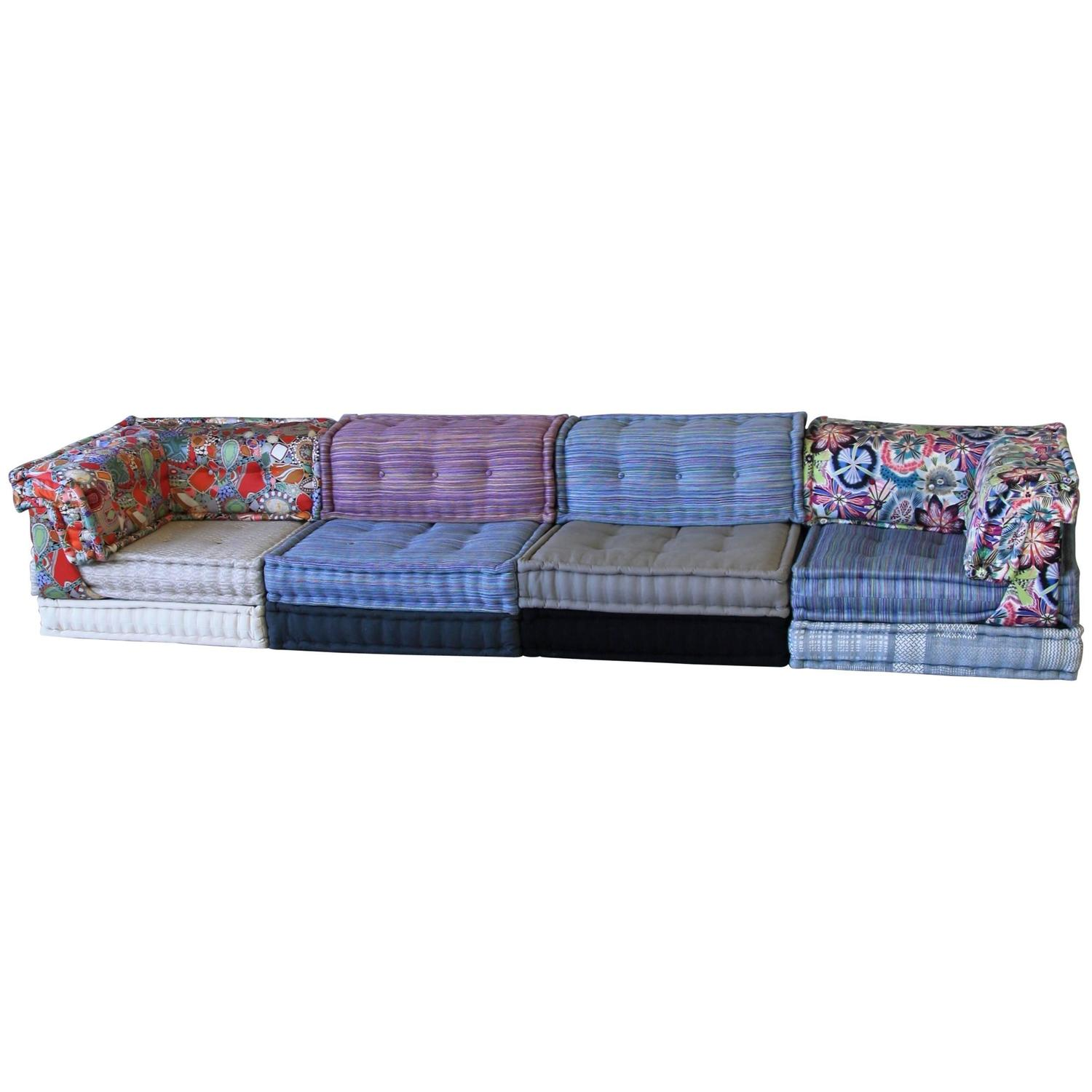 Unique mah jong sofa marmsweb marmsweb for Prix canape interview roche bobois