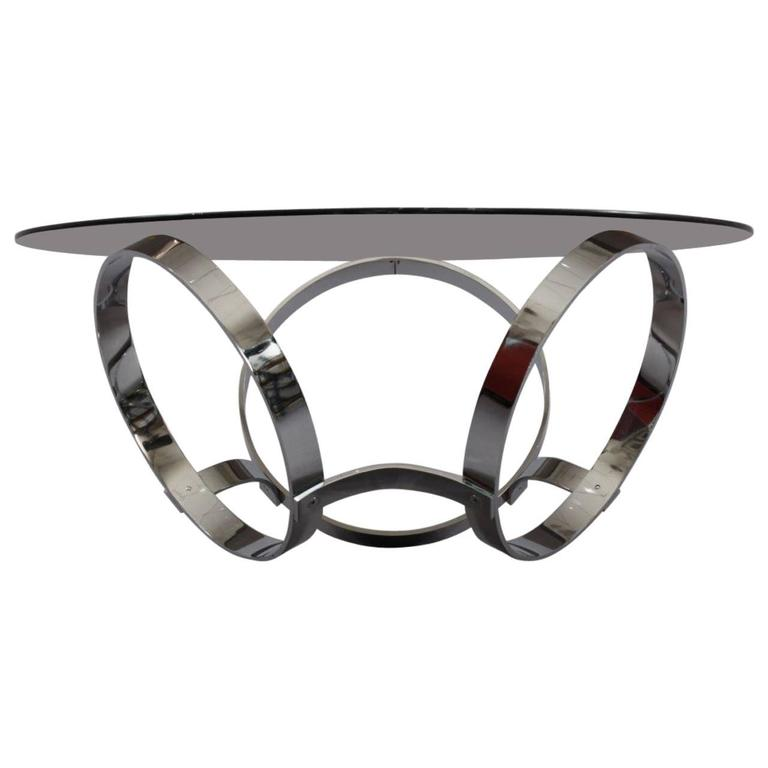 Space Age Coffee Table by Knut Hesterberg, Germany, 1970