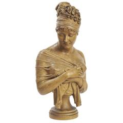 Classical Antique Bust