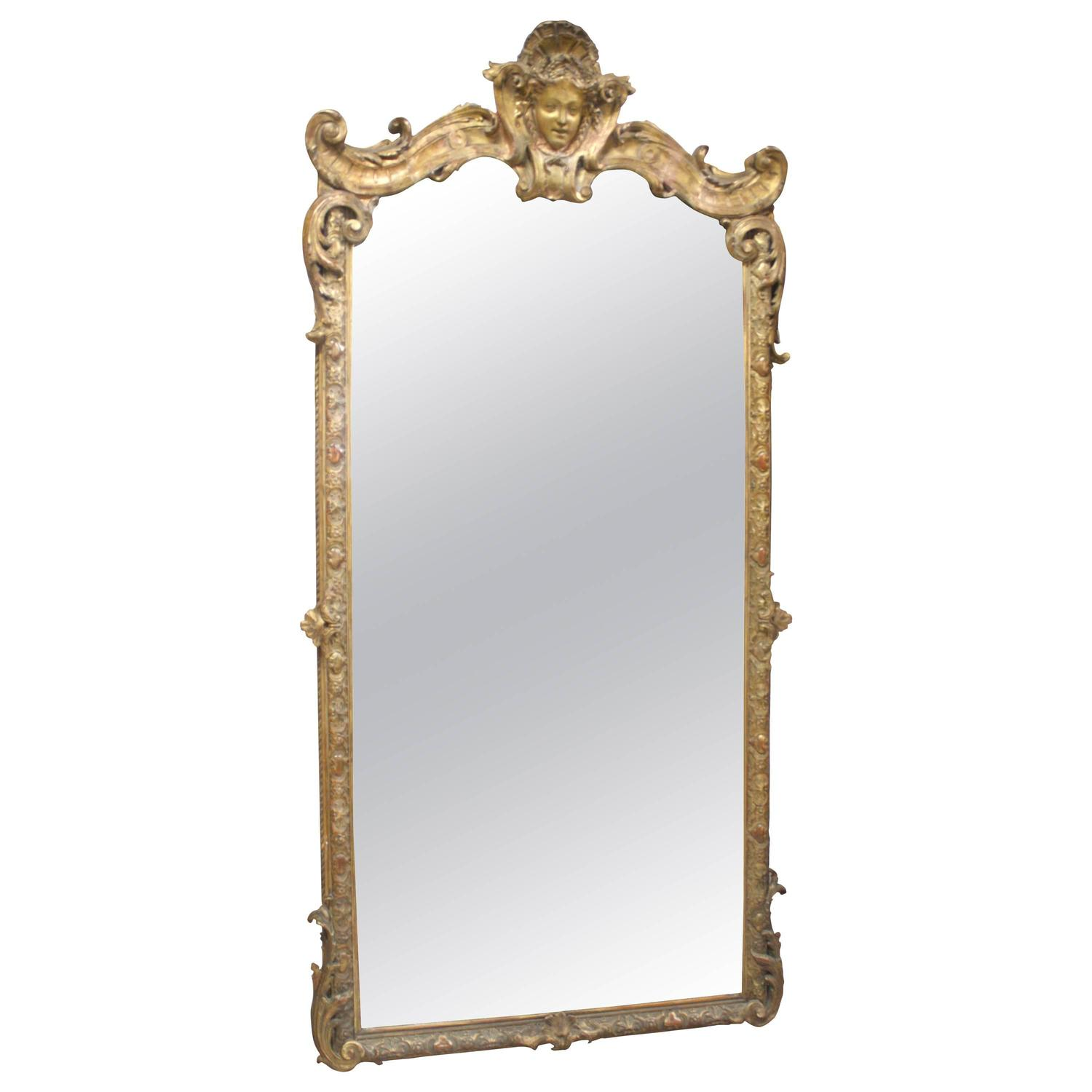 19th century french mirror at 1stdibs
