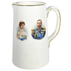 1911 King George V Coronation Commemorative by Royal Doulton