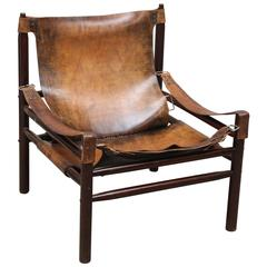 Hungarian Leather Chair