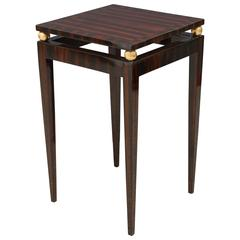 Art Deco Hungarian Small Side Table