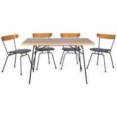 Clifford Pascoe Table and Chairs Set
