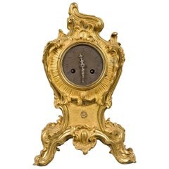 18th century French Mantel Clock by Le Noir