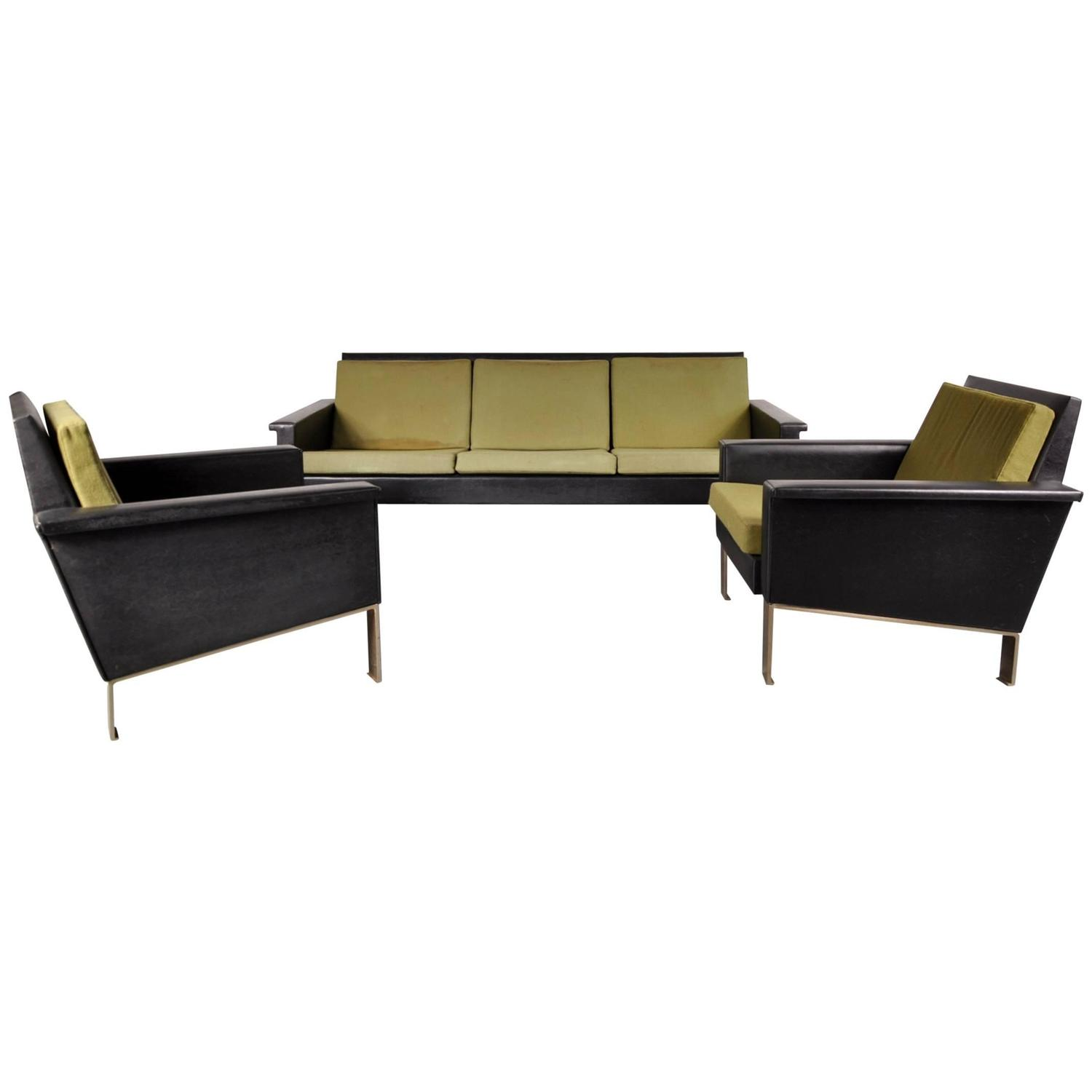 Living Room Set By Jac Haan For Metz And Co Netherlands