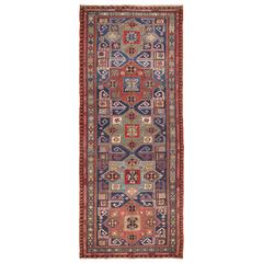 Late 19th to Early 20th Century Caucasian Sumak Rug 5'1'' x 13'0''