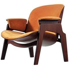 MIM Roma Rosewood Armchair