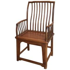 Chinese Bentwood Chair
