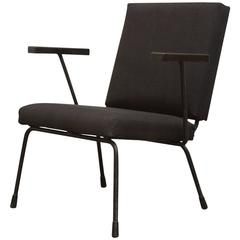 Wim Rietveld 1407 Lounge Chair for Gispen