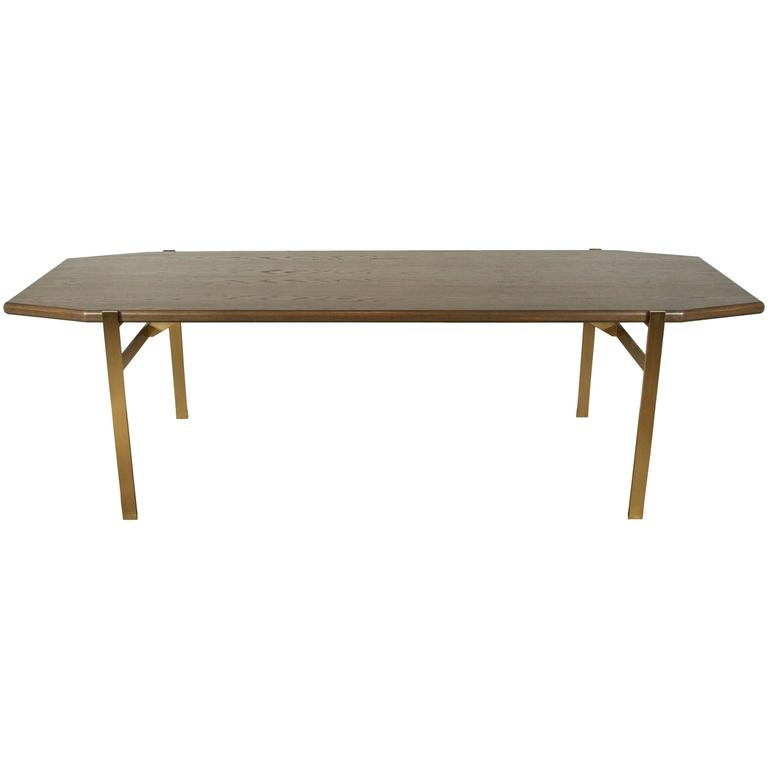 Cruz Dining Table by Lawson-Fenning