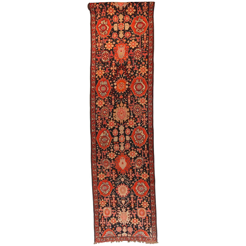 Armenian Antique Rugs: Antique Armenian Karabagh Runner For Sale At 1stdibs